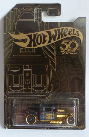 HotWheels 50 Years Bone Shaker 1/6