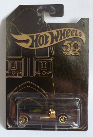 HotWheels 50 Years Twin Mill 2/6