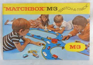 Matchbox Motorway M-3 Switch-A-Track Catalogue [A]